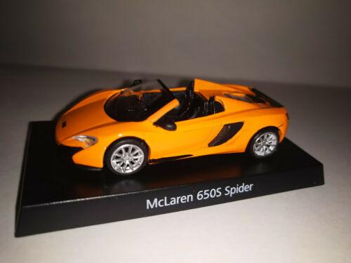 1//64 Grani /& Partners McLaren 650S Spider