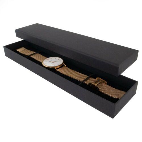 Eco-friendly Jewellery Bracelet-Pendant-Earrings Boxes Large Letter 12 Sizes