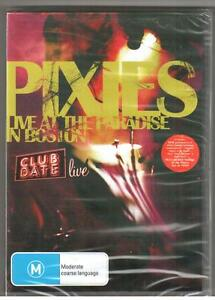 DVD-PIXIES-LIVE-AT-THE-PARADISE-IN-BOSTON-R4-New-amp-Sealed-Plus-Bonus-Material