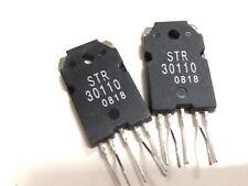 Str30110 Voltage Regulator Lot Of 10