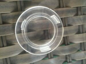 Patio-Umbrella-Table-Ring-45mm-Hole50mm-amp-Plastic-Cover