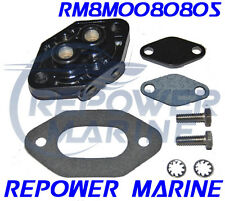 Trim Pipe Manifold Connector Kit for Mercruiser Alpha, Bravo Repl: 8M0080805