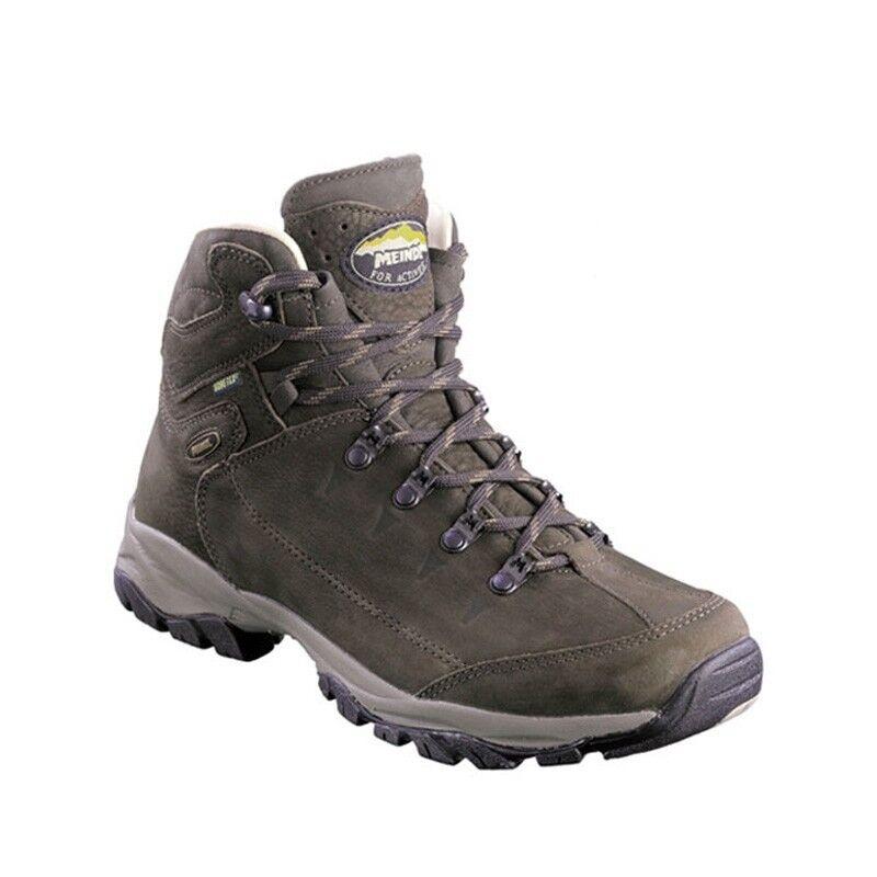 Meindl Ohio 2 GTX Hombre trekking zapato wanderschuh caoba