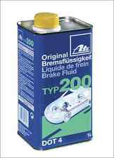 ATE TYP200 Race Quality Brake Fluid (Replaces Super Blue Racing) DOT4