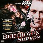 Beethoven Shreds by The Great Kat (CD, Aug-2011, Wienerworld)