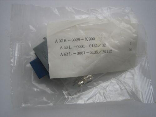 Fanuc A02B-0029-K900 Kit A63L-0001-0134//32 A63L-0001-0135//M112