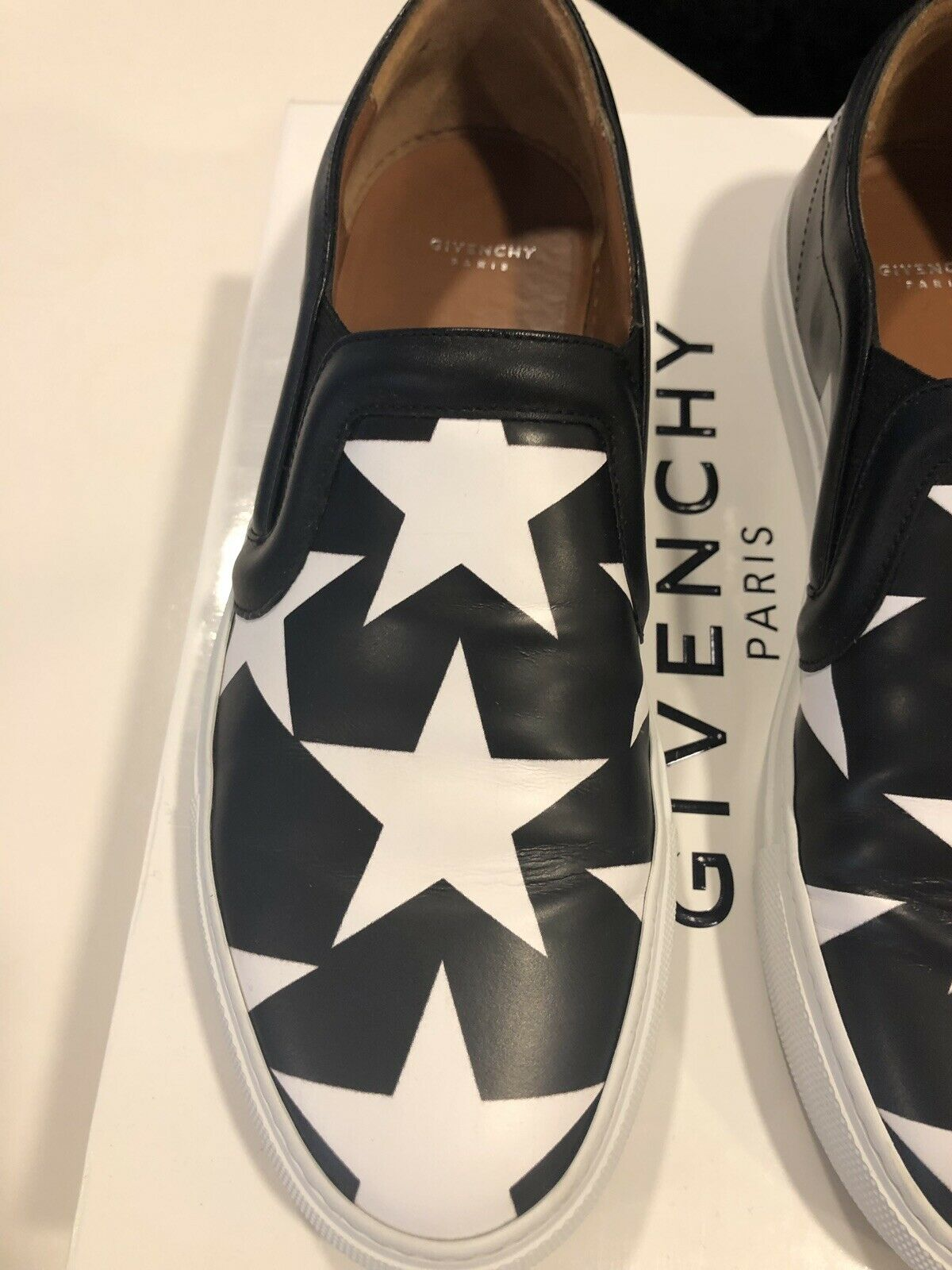 Givenchy Damen Slip On Stars Turnschuhe EU 39,5
