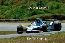 Jacques Laffite Ligier JS11 ganador brasileño Grand Prix 1979 fotografía 1