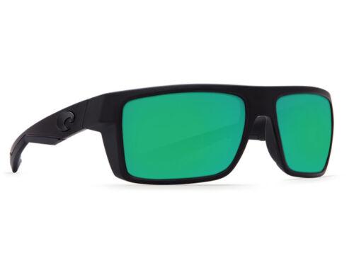 NEW Costa Del Mar MOTU Blackout Green Mirror 580 Plastic 580P