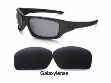 Galaxy Replacement Lenses for Oakley Valve Sunglasses Black Polarized