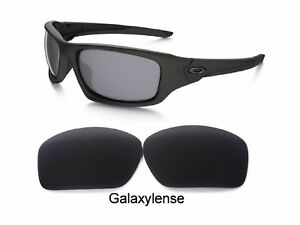 Galaxy-Replacement-Lenses-For-Oakley-Valve-Sunglasses-Black-Polarized