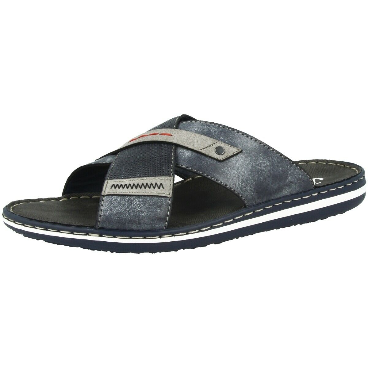 Rieker Serbia-Niagara shoes Sandals Mules Slipper Slippers 21057-14