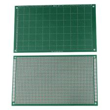 Single Sided Universal Pcb Proto Prototype Perf Board 254 Mm 915 9 X 15 Cm
