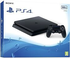 PLAYSTATION 4 PS4 Slim 500GB Console Brand New Lowest Price In INDIA
