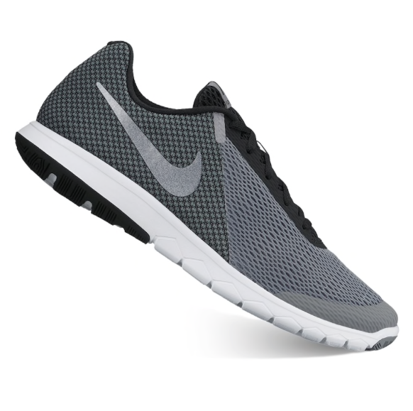 2d4f6a62f53 Nike FLEX EXPERIENCE RN 6 Men s Running Shoe 881802 Gray Black size 13 14