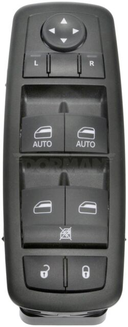 Door Power Window Switch Front Left Dorman 901-400R