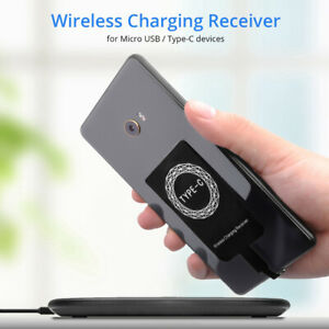 AU-Durable-Sticky-USB-Type-C-Qi-Wireless-Charging-Receiver-for-iPhone-Android-C