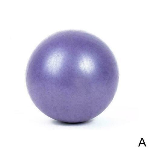 Yoga Ball Exercise Gymnastic Fitness Pilates Fitball Small PVC Women Balance