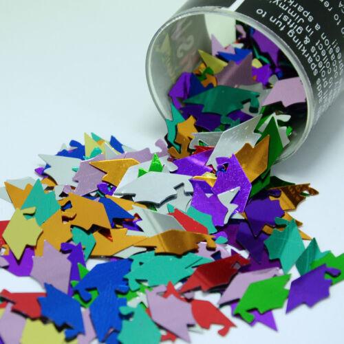 FREE SHIP $1.81 per 1//2 oz Graduation Grad Cap Confetti 10 Colors to Choose
