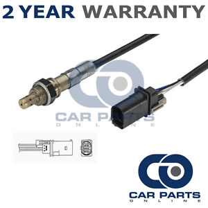 FOR-PEUGEOT-207-CC-1-6-HDI-DIESEL-2009-5-WIRE-FRONT-LAMBDA-OXYGEN-SENSOR