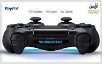 2x PS4 Lightbar Sticker Aufkleber Playstation 4 Controller Light Sony DUALSHOCK