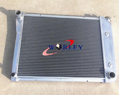 3 Row 1968-1974 69 70 71 72 73 Chevy Nova PRO Series Aluminum Radiator /& FANS