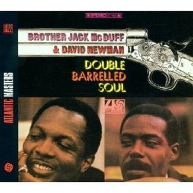 JACK MCDUFF-DOUBLE-BARRELED SOUL CD JAZZ 6 TRACKS NEU
