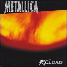 METALLICA - RELOAD CD ~ FUEL~UNFORGIVEN II +++ JAMES HETFIELD ~ 90's METAL *NEW*