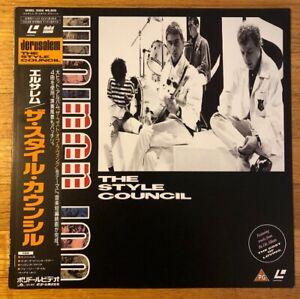 The-Style-Council-Jerusalem-1987-W68L-3008-Laserdisc