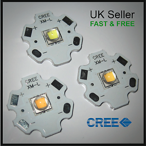Cree-XML2-LED-10W-High-power-LED-chip-COB-Grow-light-with-PCB-and-DC-Driver-XML