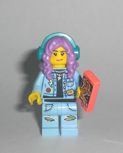 LEGO® Hidden Side 791905 Figur Besessene Motorradfahrerin