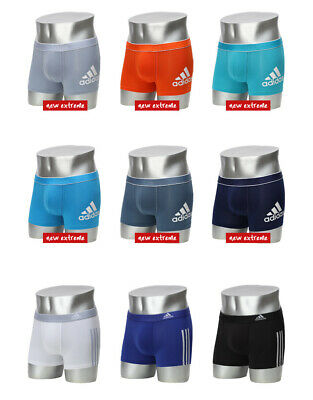 Adidas Men's Underwear Climacool Air Wave Drawers Boxer Breifs Trunks 7MDOSJ1