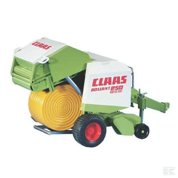 Bruder Claas Rollant 250 Round Baler 1 16 Scale Model Toy Present Gift