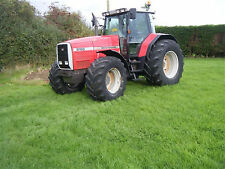Massey Ferguson Tractor Workshop Manuals 8100 Series