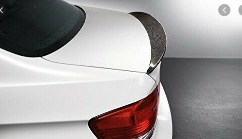 Genuine BMW G20 M Performance Carbon Rear Spoiler 51192458369 -   IP