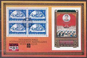 KOREA-Pn-1981-MNH-SC-2079-s-s-WIPA-1981-Stamp-Exhibition-Vienna-Imp
