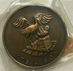 It-039-s-A-Boy-Bronze-Medal-Stork-and-Baby
