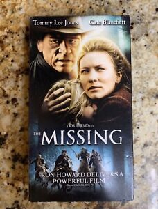 The Missing Vhs Movie Very Good Condition Tommy Lee Jones Cate Blanchett 43396025448 Ebay Tommy lee jones, cate blanchett, evan rachel wood and others. ebay