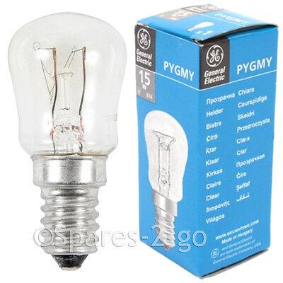 Pygmy Light Bulb Lamp for Zanussi Oven Cooker SES E14