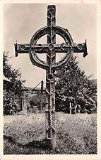 B76731 Romania Crucea de lemn din Maramures real photo