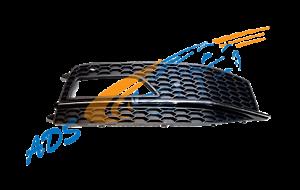 Neu Audi A4 2012 SLine Lüftungsgitter Stoßstange Nebelscheinwerfer Rechte Seite