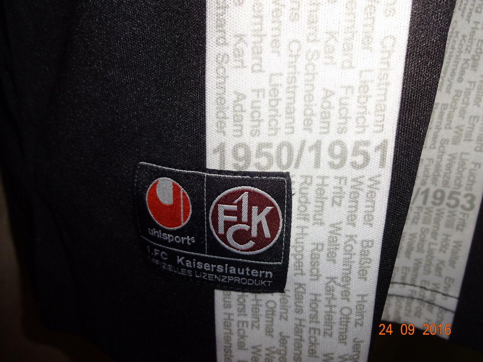 1.FC Kaiserslautern Original Langarm Matchworn Trikot Orban 11/12 + Nr.34 Orban Trikot Gr.XL d89de4