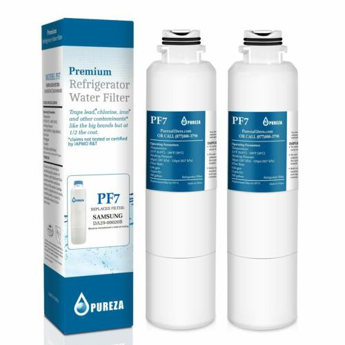 1-3 Pack Refrigerator water filter Replacement for Samsung Aqua Fresh WF294