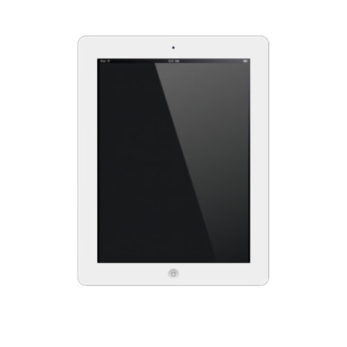 1 of 1 - iPad 2/3/4 Black/White Wifi/Wi-Fi +3G Cellular AT&T/Verizon 16GB/32GB/64GB/128GB