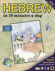 Hebrew in 10 Minutes a Day by Kristine K. Kershul (Paperback, 2016)