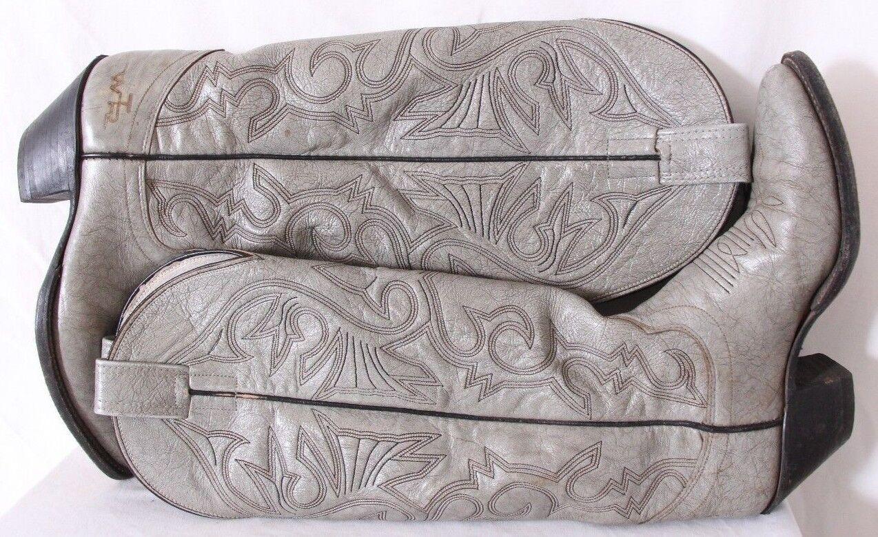 Olathe 6173L de alto de colección botas de vaquero occidental para Puntiagudo USA craquelado nos para occidental Mujer 5.5B 835b5b