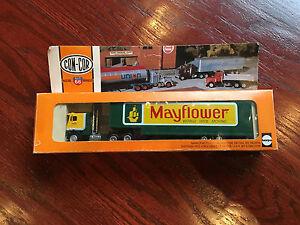 Con Cor Precise Vehicles Route 66 Mayflower World Wide