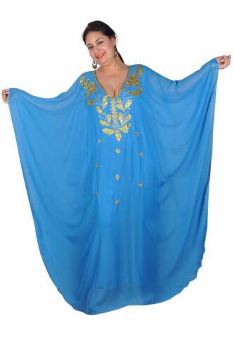 Abaya Festkleid Im Kaftan Style Farasha Butterfly Orient Faschngskostüm 8pwqR8B