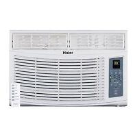 Haier 8,000 Btu Electronic Window Air Conditioner Ac Unit With Remote | Hwr08xcr