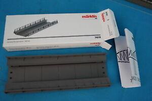 Marklin 74618 Straight Bridge Ramp Track C